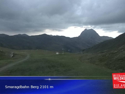 Webcam Smaragdbahn Bike-Park Wildkogel